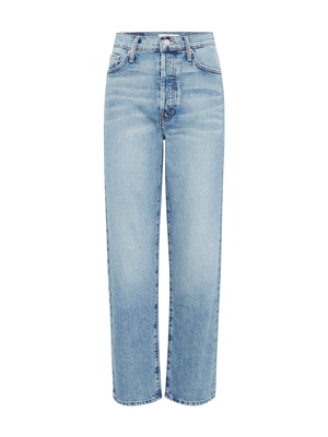 Mother Denim The Huffy Flood Jean - Wicked