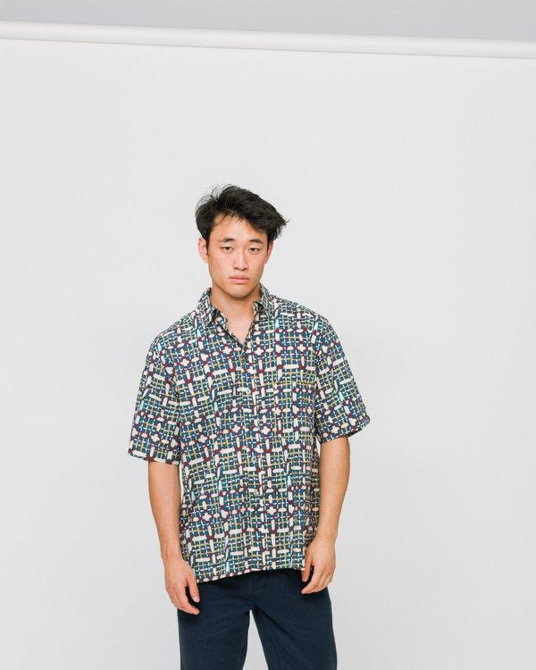 Loreak Gante Shirt - Aubergine