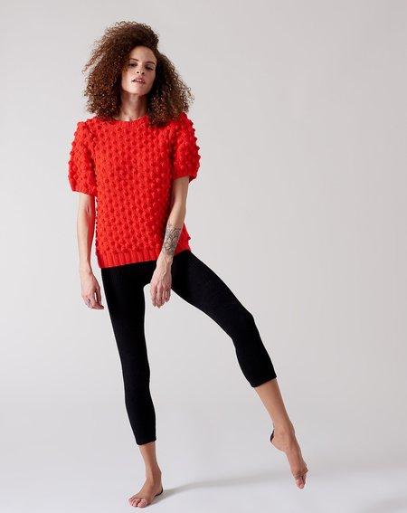 A Détacher Miyu Pullover - Red Fluo