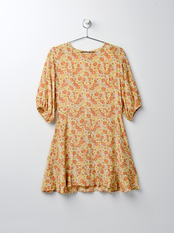 Faithfull The Brand Jeanete Dress - Zoella Floral