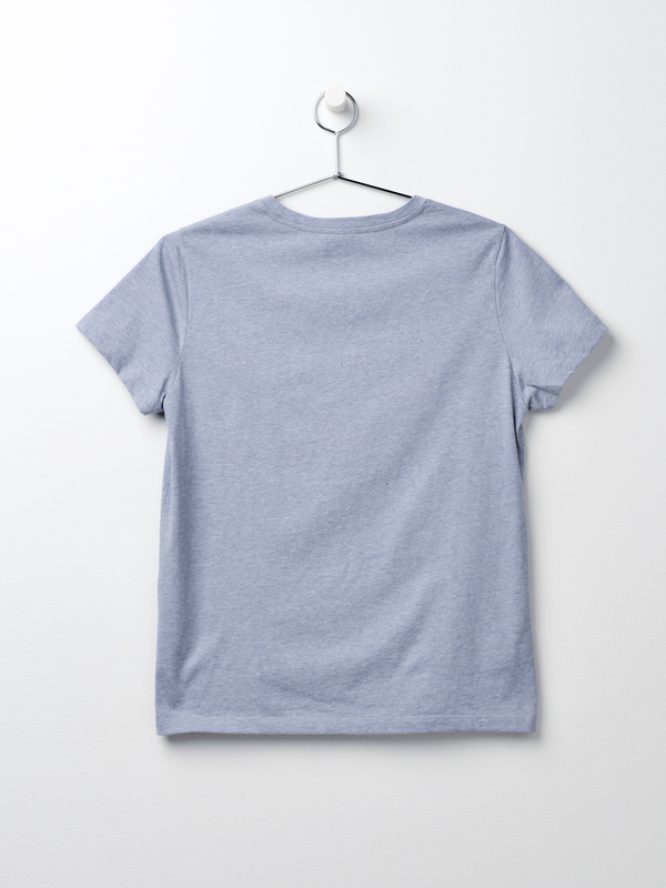 A.P.C. Logo T-shirt  - Gris