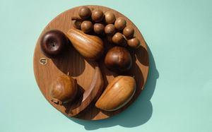 Jacob May Hudson Cutting Board - White Oak