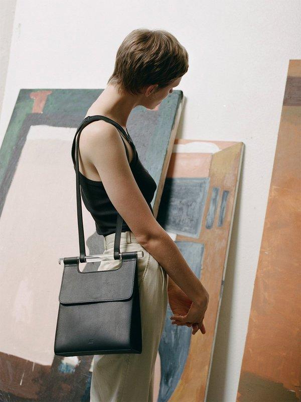 are studio small luz bag - black