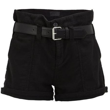RtA Saint Shorts - Tempest Black