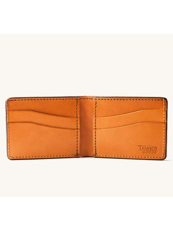 Tanner Goods Utility Bifold - Saddle Tan