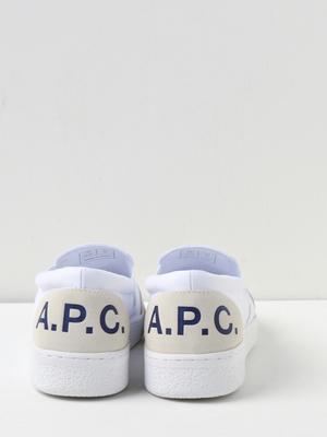 A.P.C. Slip On Coleen - Blanc