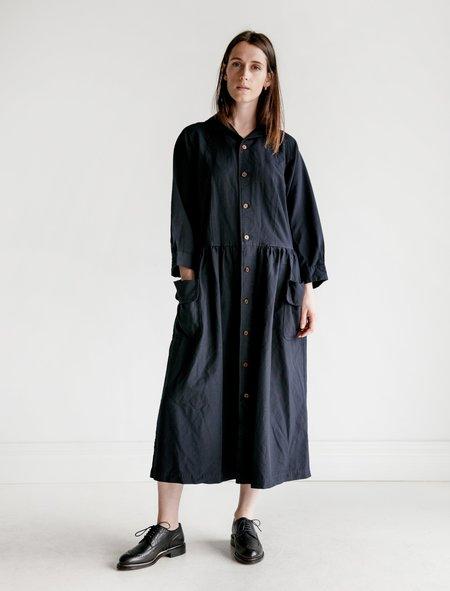 Comme des Garçons Workwear Dress - Navy
