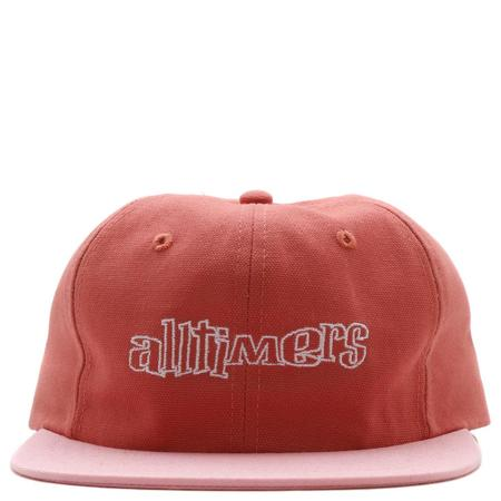 Alltimers Ska Sucks Duck Canvas Embroidered Hat - Nautical Red