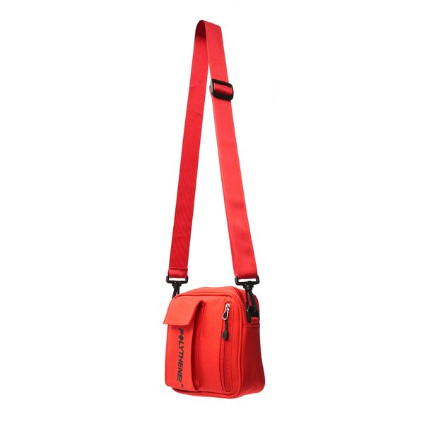 POLYTHENE* OPTICS ESSENTIALS BAG - RED