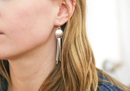 MoonPi Stella Earrings - Sterling Silver