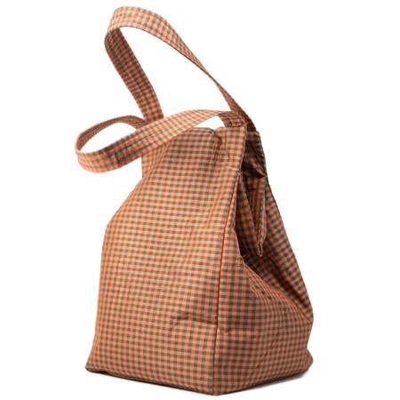COA NYC Gingham Everyday Bag