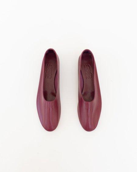 Martiniano Glove Shoe - Wine