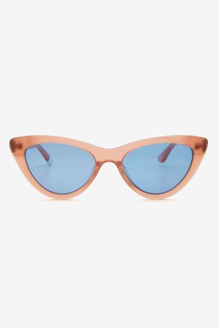 The Noces Meria Sunglasses - Coral Pink