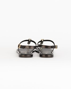 Melissa Slim Sandals - black