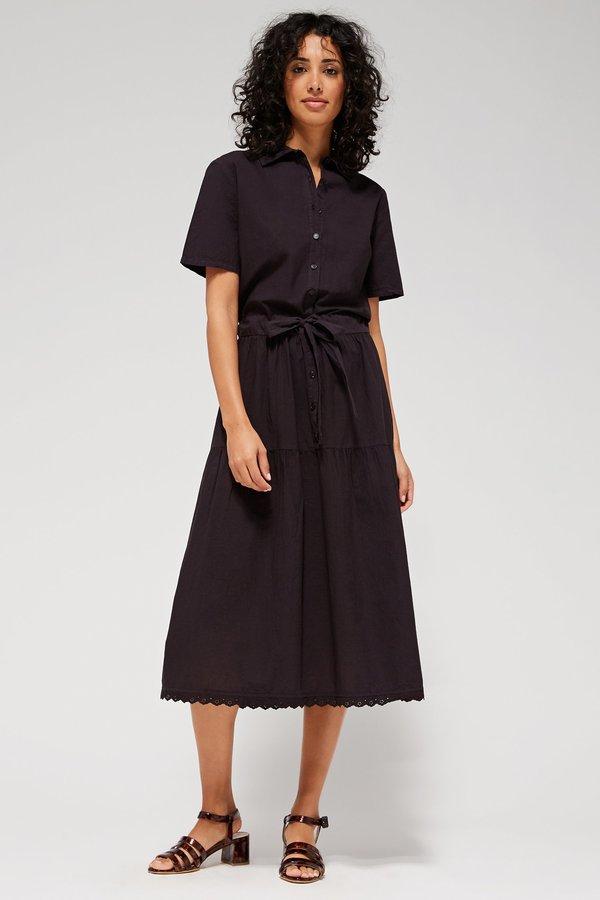 Lacausa Mohawk Dress - Tar