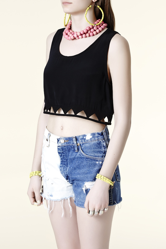Eve Gravel Luth Top