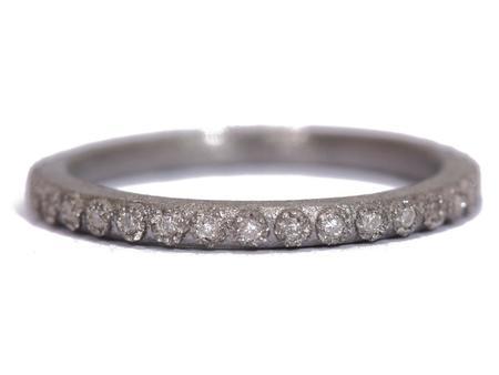 Armenta New World Diamond Stack Ring