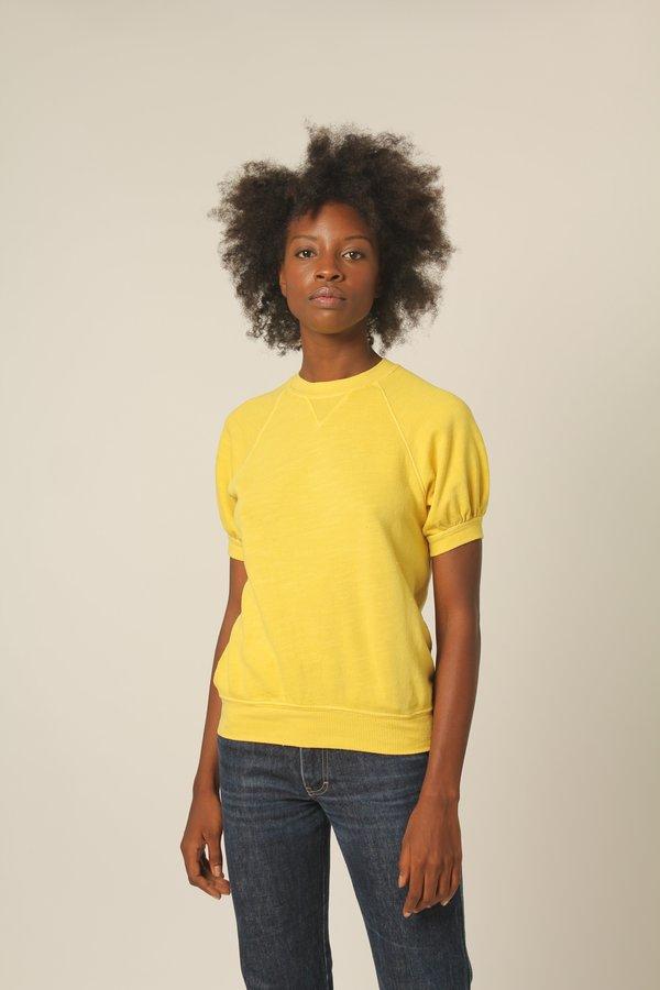 Calder Blake Daria Sweatshirt - Solar