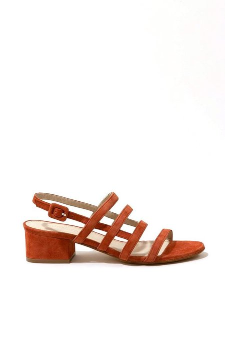 Mint & Rose Carolyn Sandals - Brick