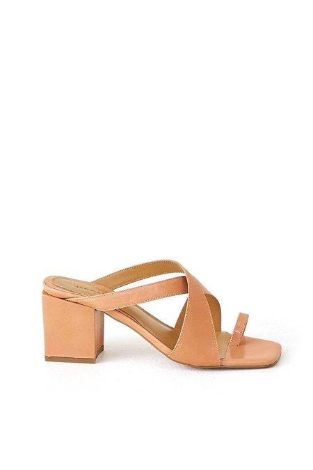Jaggar Converge Heel - Clay