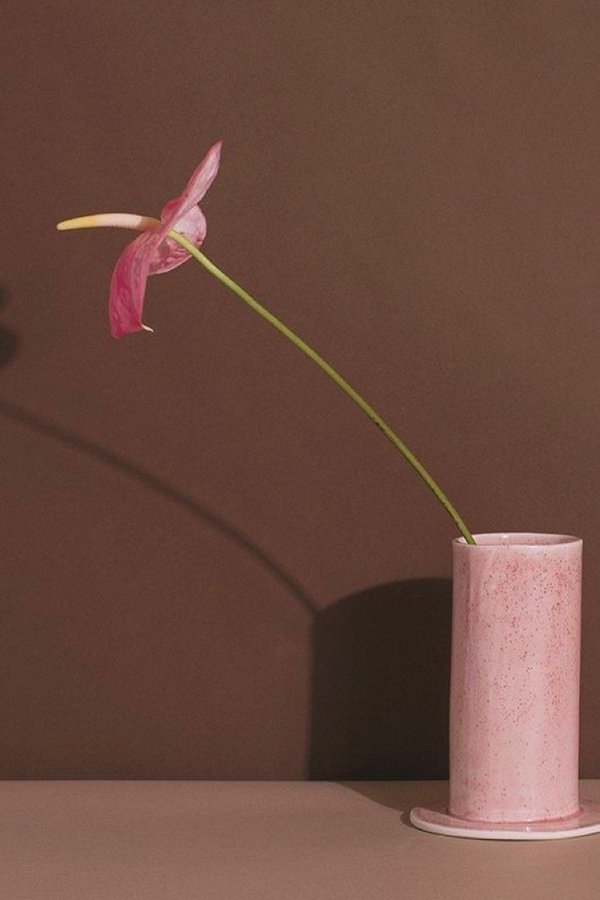 Sin Freckles Well Vase