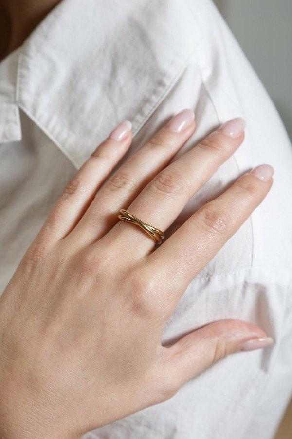 Wolf Circus Celine Ring