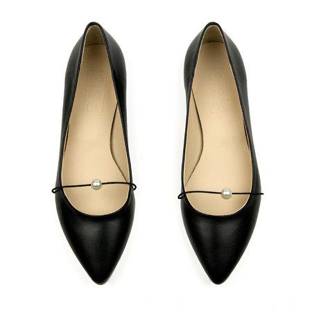 re-souL Tiffany Pearl Flat - Black