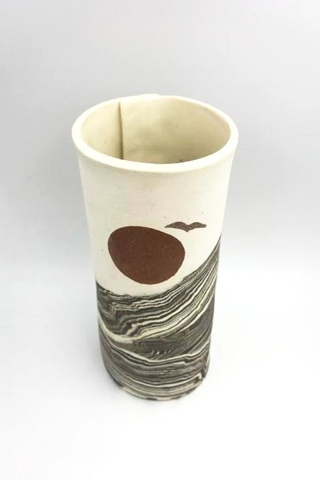 IIIVVVYYY Range Vase
