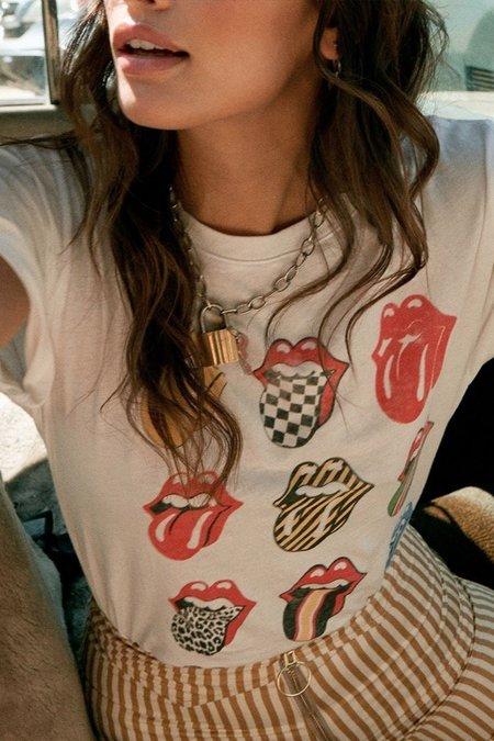 Daydreamer Rolling Stones Boyfriend Tee