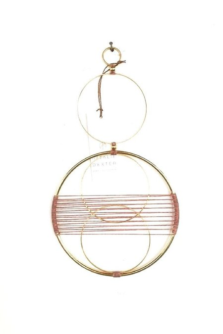 Attalie Dexter Infinity Circle Mobile - Rose