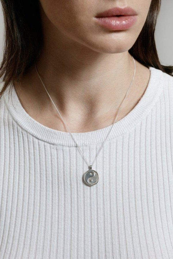Wolf Circus Gravity Necklace