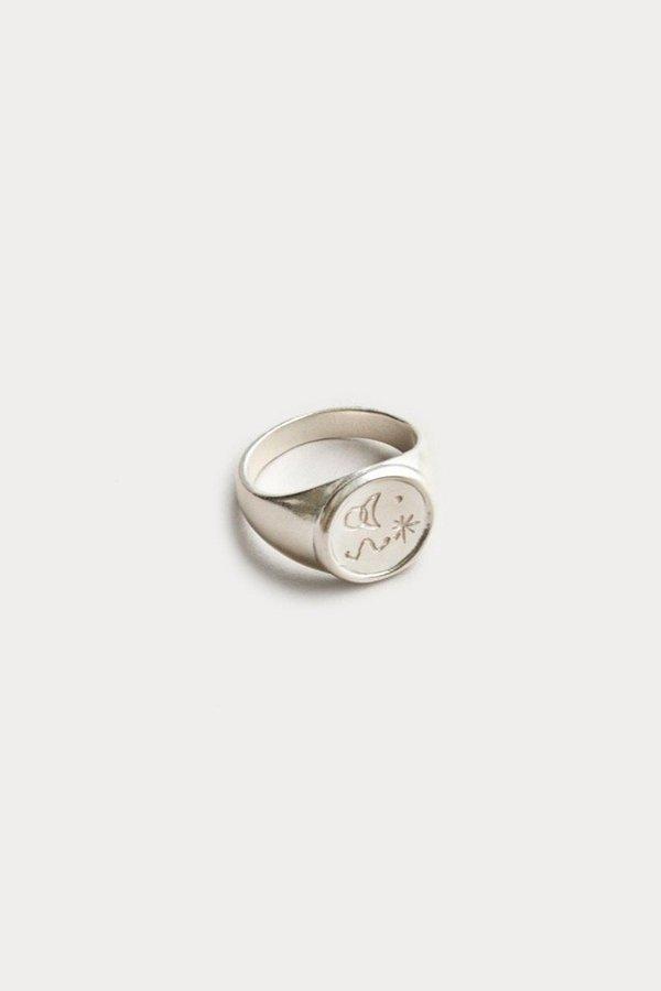 Wolf Circus Miro Ring - Silver