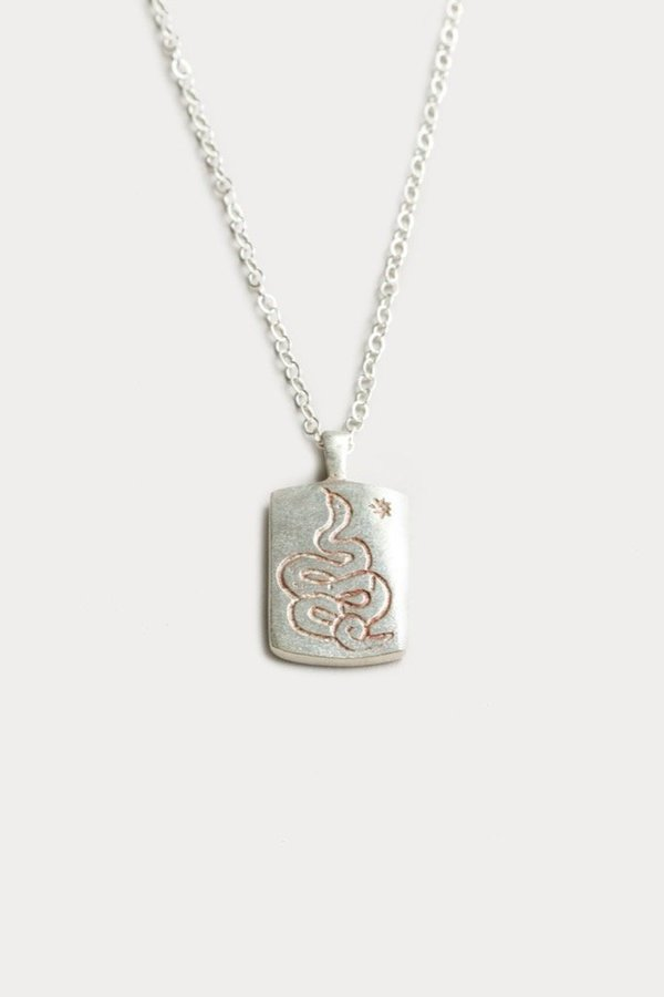 Wolf Circus Ophidian Necklace