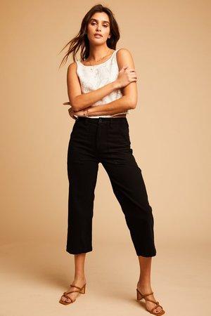 Lacausa Brushed Stella Trousers