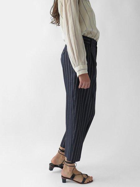 Nico Delhi Pant - Navy Stripe