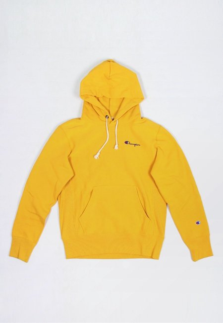 Champion Sweaters in Yellow