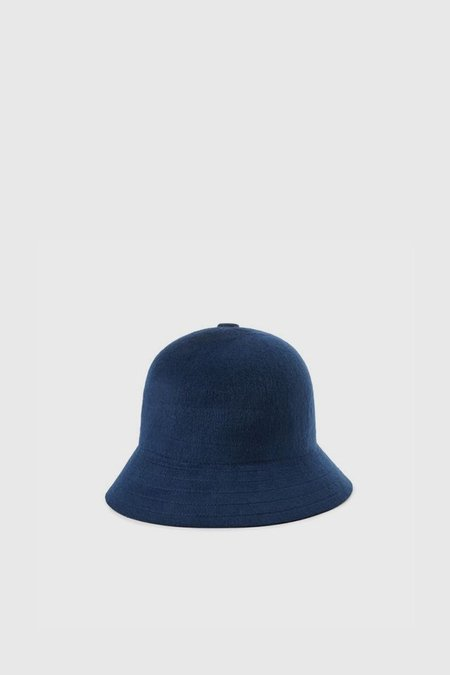 Unisex Brixton Essex Bucket Hat - Navy