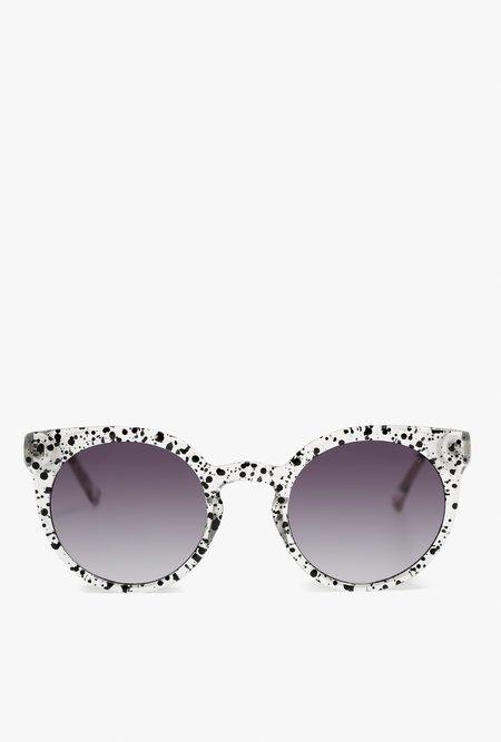 KOMONO Lulu Sunglasses - Clear