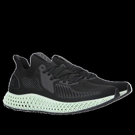 Adidas Alphaedge 4D - Core Black/Carbon