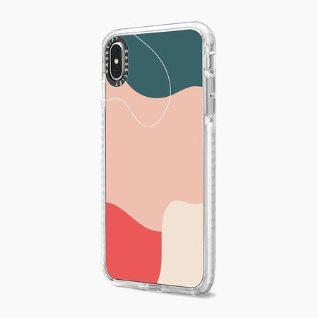 Poketo x Casetify iPhone Case - Coral Reef