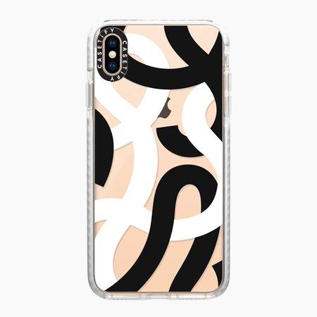 Poketo x Casetify iPhone Case - Loopy