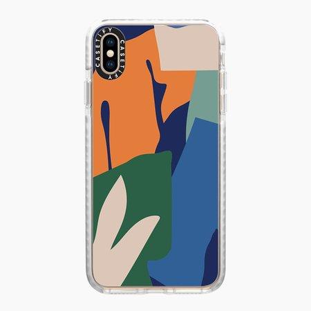 Poketo x Casetify iPhone Case - New Leaf