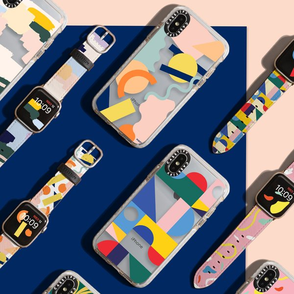 Poketo x Casetify iPhone Case - Ping Pong