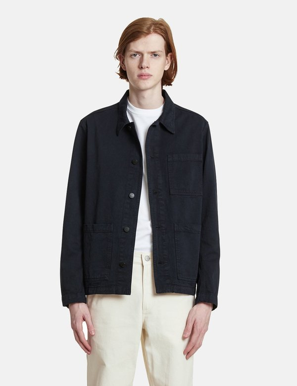 Norse Projects Mens Tyge Denim Jacket