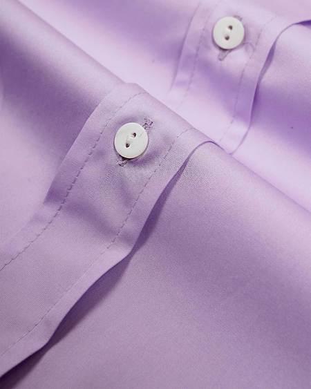 David Hart Corsica Shirt - Amethyst