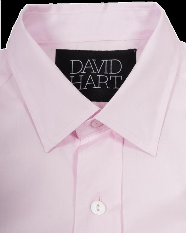 David Hart Corsica Shirt - BLUSH CORAL