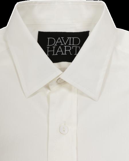 David Hart Corsica Zurich Shirt - White