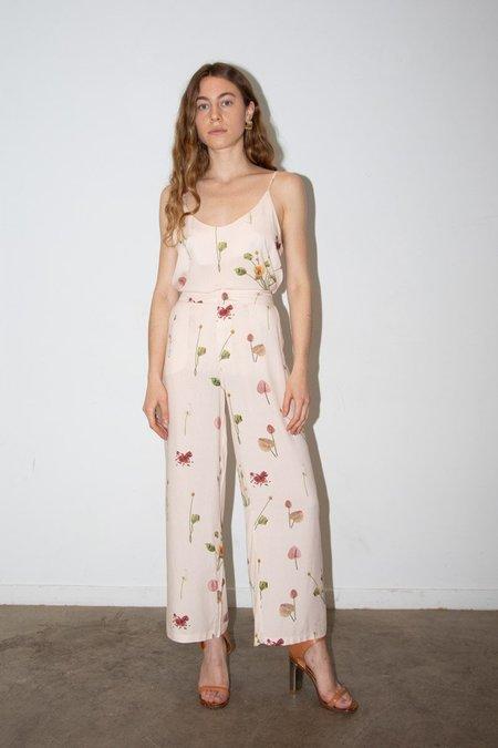 Aéryne MALENA TROUSER - fleurs sauvage