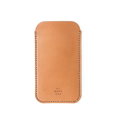 MAKR iPhone X/XS/XR Sleeve - Russet