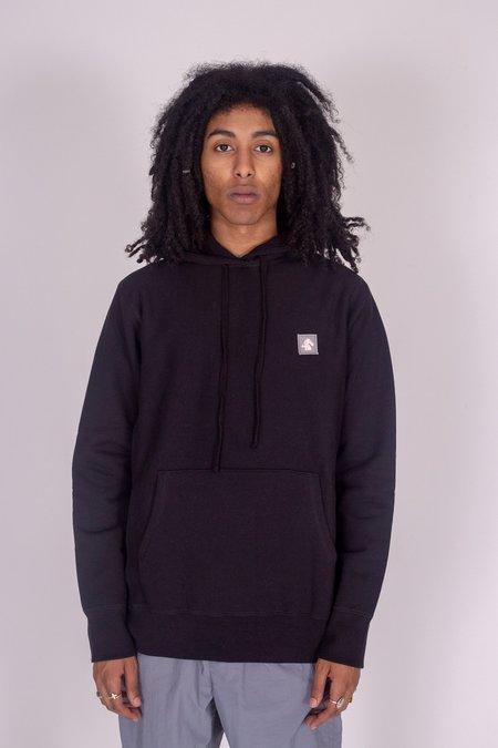 FOUR HORSEMEN 4H Icon Hooded Sweatshirt - Black/Grey